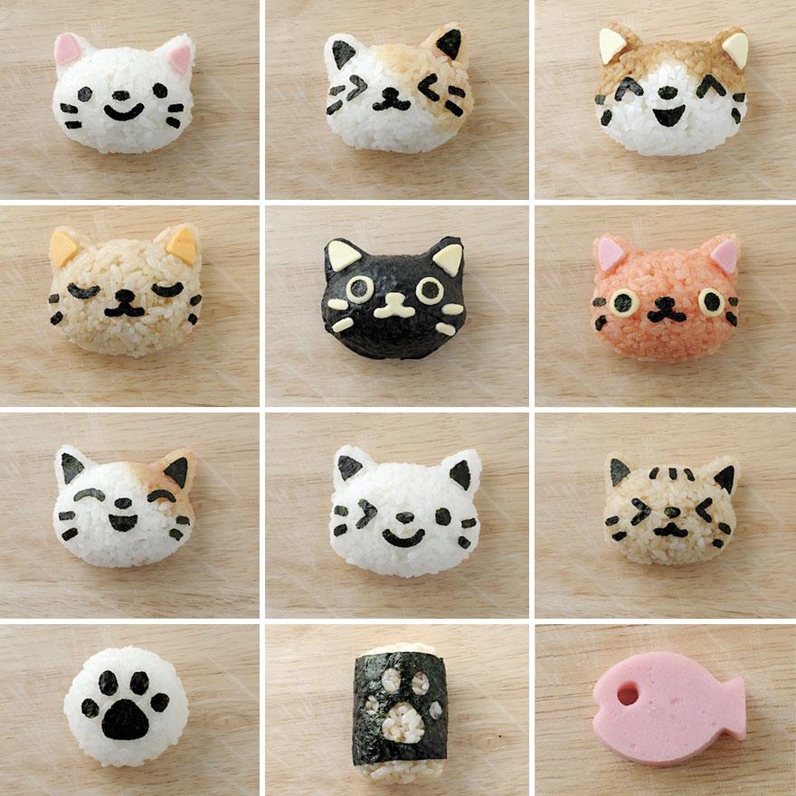 Onigiri-cat-face-omusubi-Nyan-rice-balls-18